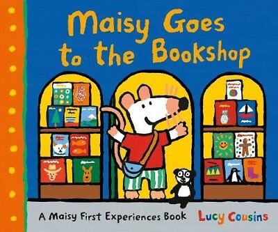 Lucy Cousins - Maisy Goes to the Bookshop