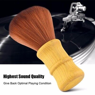 Record Cleaning Brush Super Clean Anti-static Record Dust Remover for LP Vinyl R