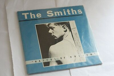 THE SMITHS HATFUL OF HOLLOW 1984 VINYL ROUGH TRADE 76 Gatefold LP