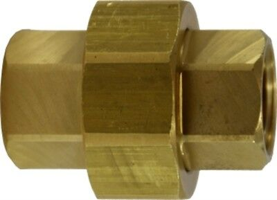 Brass Pipe Fitting - Union - Pack of 5 - Select your size - NEW