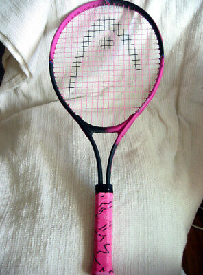 HEAD Pink Tennis racket for young kids, junior