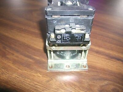 393B257G04  Ge Coil/Contactor