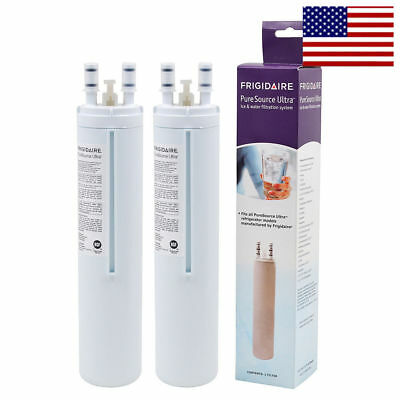 2 Pack Frigidaire Ultra ULTRAWF PureSource 241791601 Refrigerator Water Filter