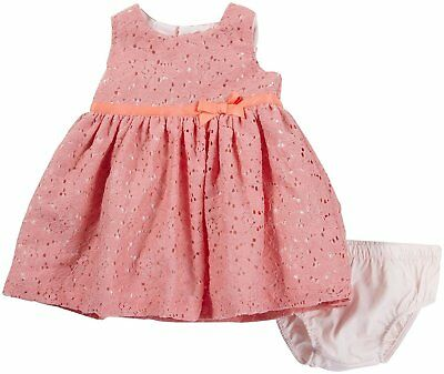 f4b97a590549 CARTERS 24M GIRLS Lace Trim Pastel 3pc Longsleeved Cotton Bodysuits ...