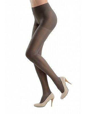 Conte Women's High Waisted Compression Pantyhose Tights - Active 40 Denier