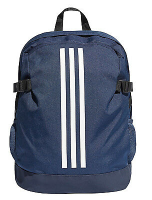17171e2ff57a Adidas 3-Stripes Power Backpack Medium Training Bag Core Daily Gym School  DM7680