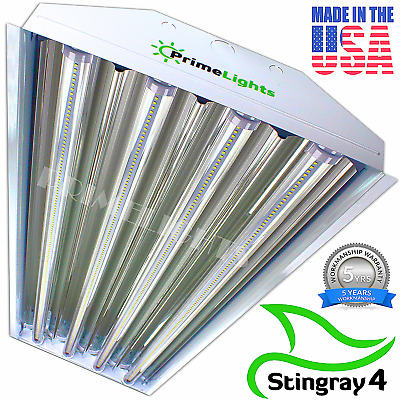 Led High-Bay Warehouse Light Bright White Fixture Factory Replace Metal Halide !