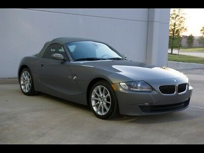 Z4 3.0i 2008 BMW Z4 3.0i Automatic 2-Door Convertible