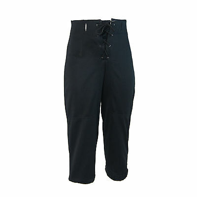 Russell Athletics Baseball Pants Trousers (Black) - Youth XS (5-6 Years)