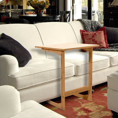 Awesome New Portable Bed Sofa Side End Table Office Laptop Pc Theyellowbook Wood Chair Design Ideas Theyellowbookinfo