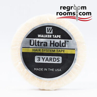 Walker Tape Ultra Hold Hair System Tape 3 Yards 1/2 Inch