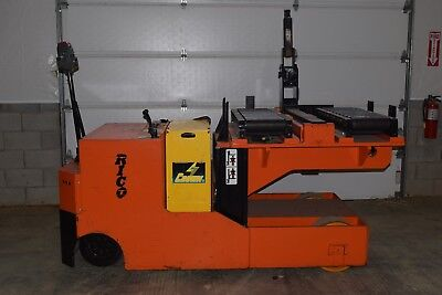 RICO 20K Walkie Electric Die & Mold Handler / Setter -- Forklift Changing Table