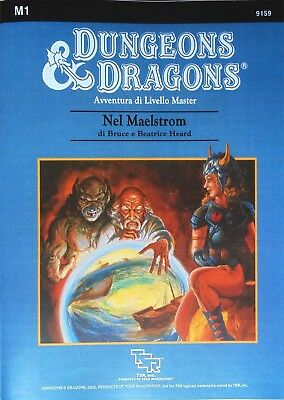 2 Avventure D&D Dungeons Dragons in ITALIANO