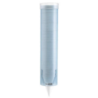 SAN JAMAR Cup Dispenser,3 to 5 Oz Cups, C4160TBLGR