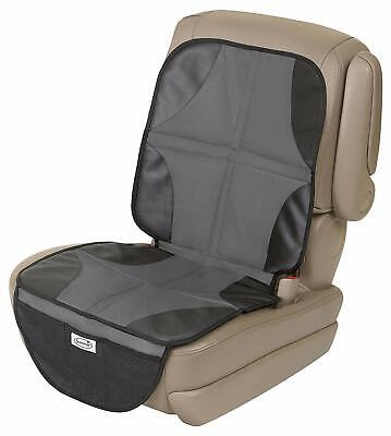 Summer Infant DUOMAT Baby Child Easy Clean NonSkid Car Seat Protector Cover Gray