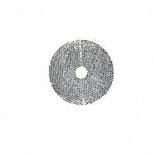 "GRAINGER APPROVED Plastic Color Reflector,Round,White,3"" L, 41-0035-20"