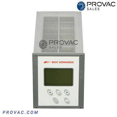Edwards TIC-200W, Turbo Pump Controller, Rebuilt By Provac Sales, Inc.