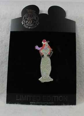 Disney DS Shopping Snowman Likeness Pin Jessica Rabbit LE 100