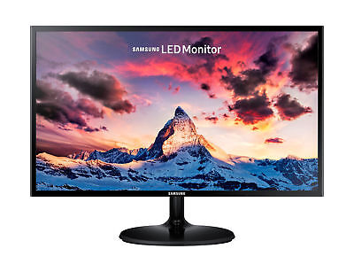 "Samsung S27F350FHE 27"" FHD LED Monitor 16:9 5MS 1080P HDMI VGA Freesync Gaming"