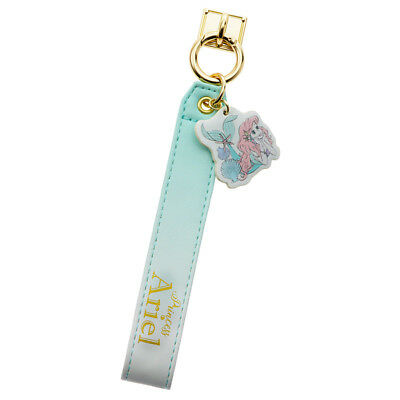 Ariel The Little Mermaid Strap Charm for Smartphone Case DISNEY STORE JAPAN F/S