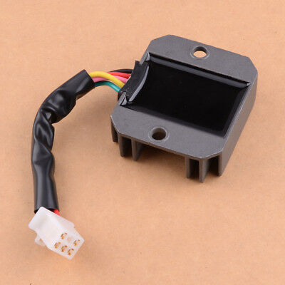 12V AC Voltage Regulator Rectifier scooter Fit ATV 125 150 200 250cc 5 Wire New