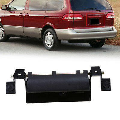 For Sequoia & Sienna Plastic Metal Liftgate Tailgate Rear Back Latch Door Handle