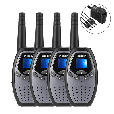 incoSKY Walkie Talkies for Kids 22 Channel 400M-480MHz with PPT/VOX 2 Way Radio