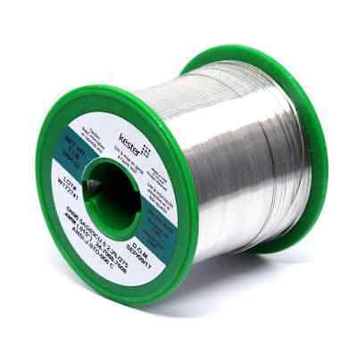 Kester Solder .40MM .015in 10ft 24-7068-7608 Buy2Get1FREE USA MADE LEAD FREE