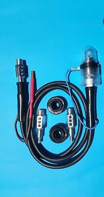 SPARK PLUG MAGNETO AND COIL TESTER FULL KIT (10 / 12 / 14mm) GUARANTEED TO WORK