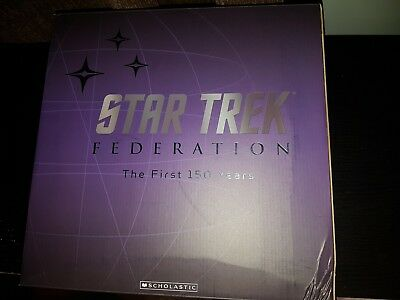 Star Trek Federation 150 Years Collectible