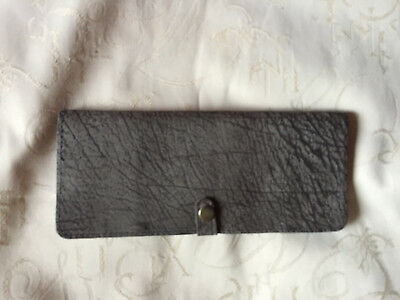 True Vintage Selke Leathercraft (from Rogue Outdoor SA) Chequebook Holder Wallet