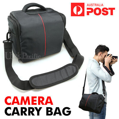 Universal SLR DSLR Lens Camera Bag Carry Case For Nikon Canon EOS Sony Olympus