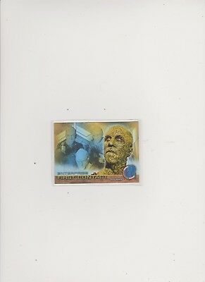 Enterprise Season 1 First Contact Card F8 Suliban
