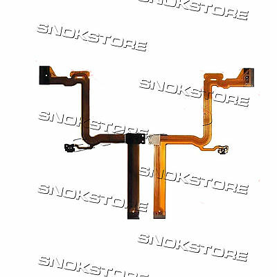 Lcd Flex Cable Flat For Panasonic Sdr-H85 H86 H95 S45 T50 Sdr-T55Gk S71 H10