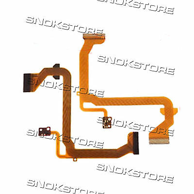 new LCD FLEX CABLE CABLE FLAT for PANASONIC NV-GS6 GS17 GS19 GS21 GS25 GS28 GS31