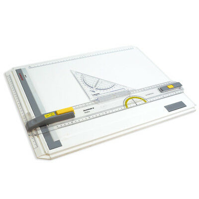 Matrix A3 Portable Rapid Technical Drawing Board Design Drafting Office Graphic
