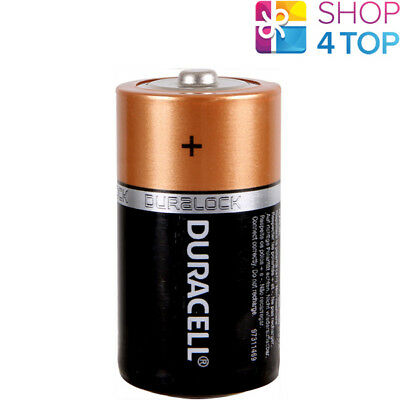 1 Duracell Duralock Alkaline C Lr14 Battery 1.5V Baby R14 Mn1400 Am2 E93 New