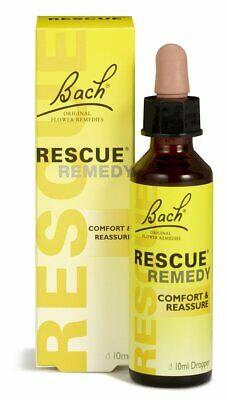 Nelsons Bach Rescue Remedy Drops 10ml