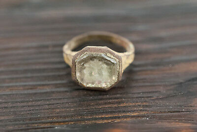 Ancient ring  c.16th century AD Antique Genuine Ring