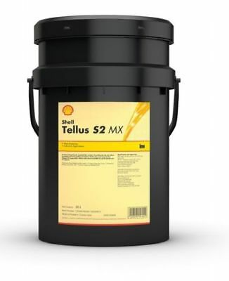 Shell Tellus S2 MX 100 (Formerly Tellus 100) Hydraulic Oil ISO VG 100 20 Litre