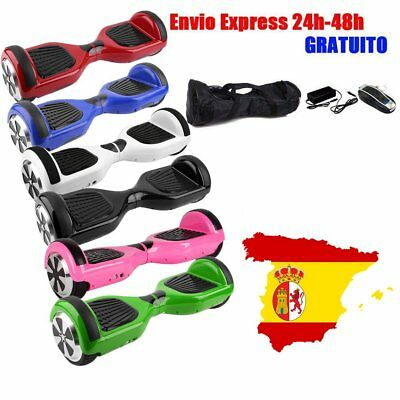 Patinete Eléctrico Hoverboard Pack Skate  SY