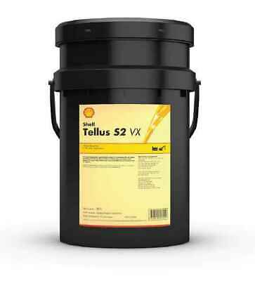 SHELL TELLUS S2 VX 15 (Formerly Tellus T 15) ISO VG 15 Hydraulic Oil 5  Litre 5L