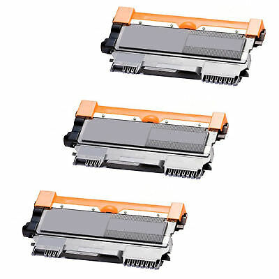 3 Toner  Tn2220 Compatibili Per Brother Hl 2240L 2250Dn 2270Dw Mfc 7360N 7460D