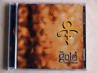 Prince - The Gold Experience  (Warner Bros./NPG Records, 1995) CD