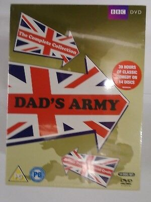 Dad's Army - Complete Collection Series 1-9 + Specials DVD New & Sealed CG