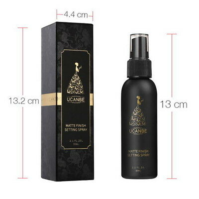 Makeup Setting Spray Moisturizing Long Lasting Foundation Matte Setting Beauty C