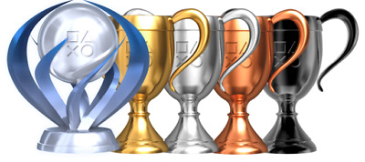PLAYSTATION/XBOX TROPHY/TROPHIES & Achievements Service (PS3