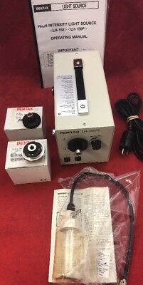 NEW PENTAX LH-150PC Endoscopic Light Source Air Pump w/Accessories See Listing