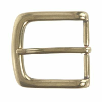 "1 3/8"" (35 mm) Single Prong Horseshoe Belt Buckle"