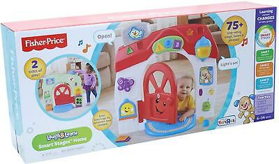Fisher-Price Laugh & Learn Puppy Smart Home learning educated toy for kids NEW